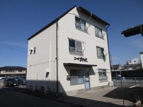 長野市若里 ワンルーム アパート【コーポすみれ】