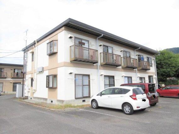 長野市松代 1DK 賃貸アパート【ルミネK南館211号室】