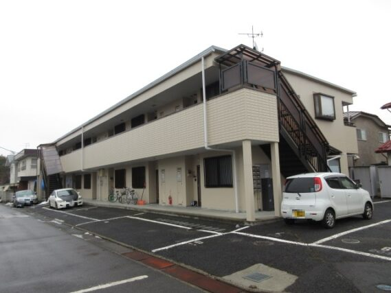 長野市篠ノ井 2DK 賃貸アパート【メゾン・ド・リラ106号室】